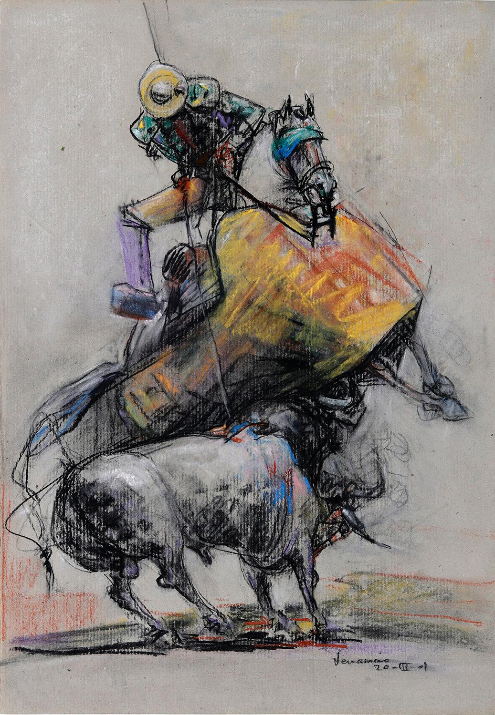 Charity Bullfight of Madrid