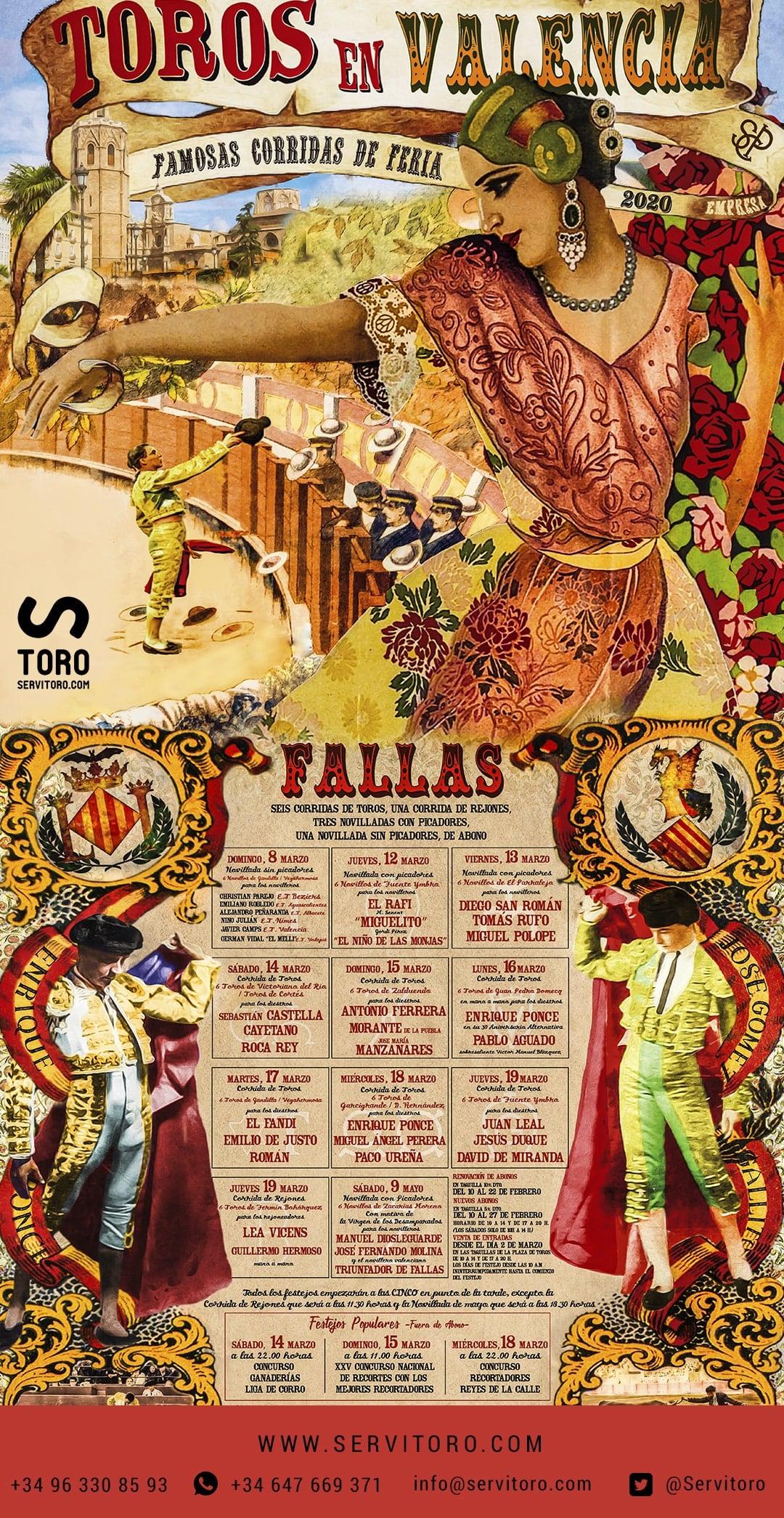 Feria Fallas 2020