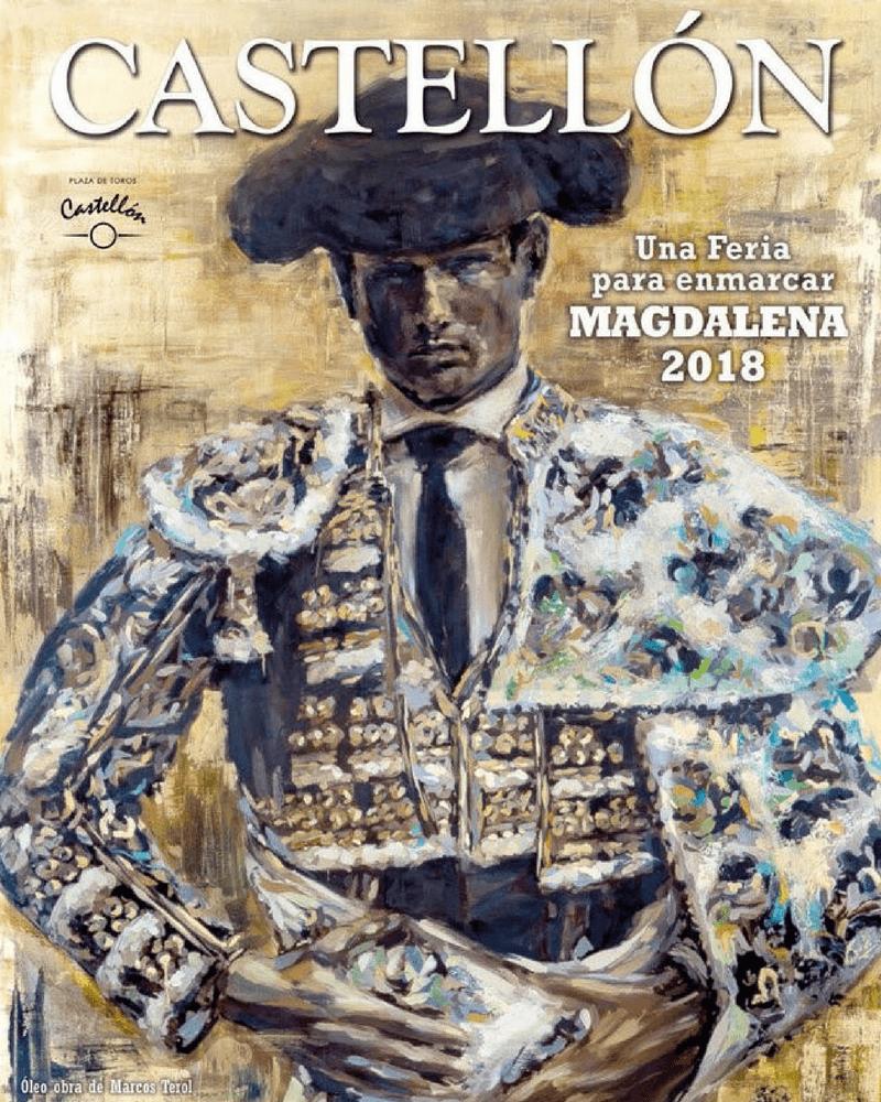 Cartel de la Feria de la Magdalena