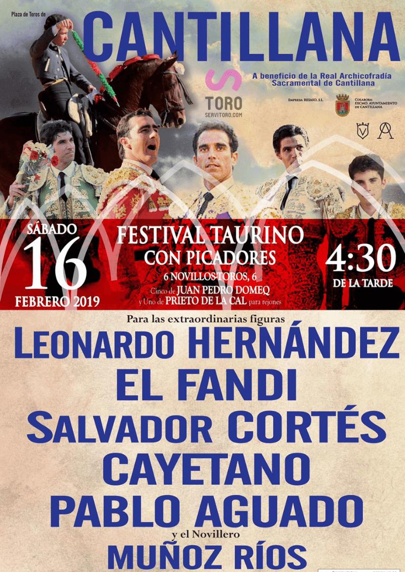 Festival Taurino en Cantillana