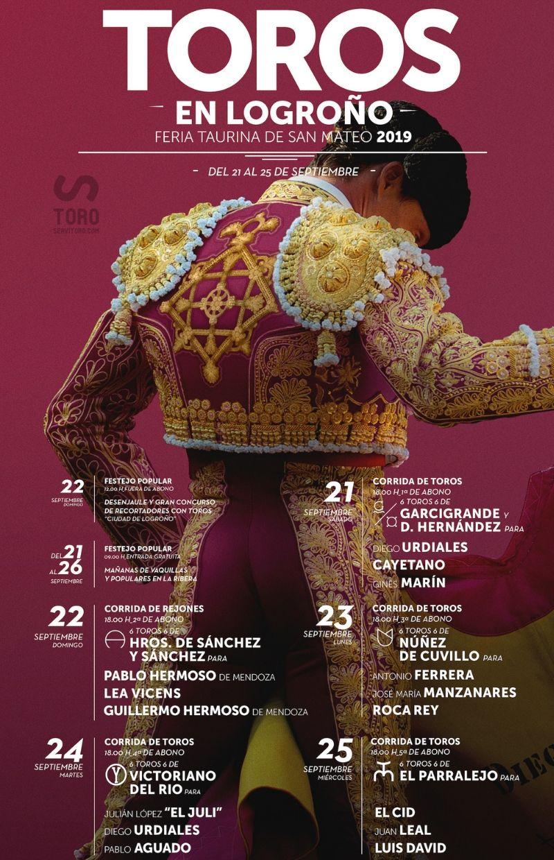 Logroño Bullfighting Fair