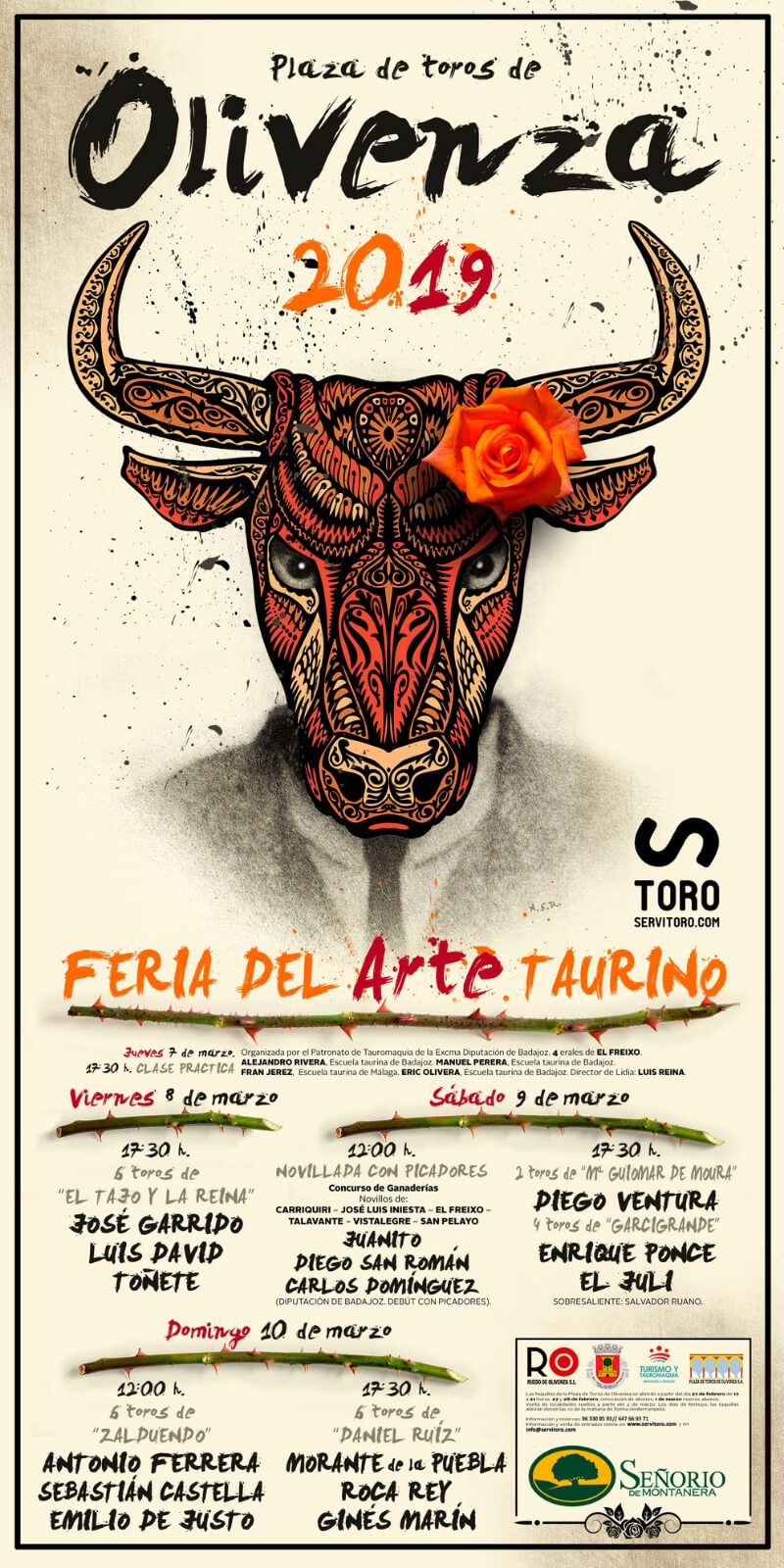Olivenza Bullfighting