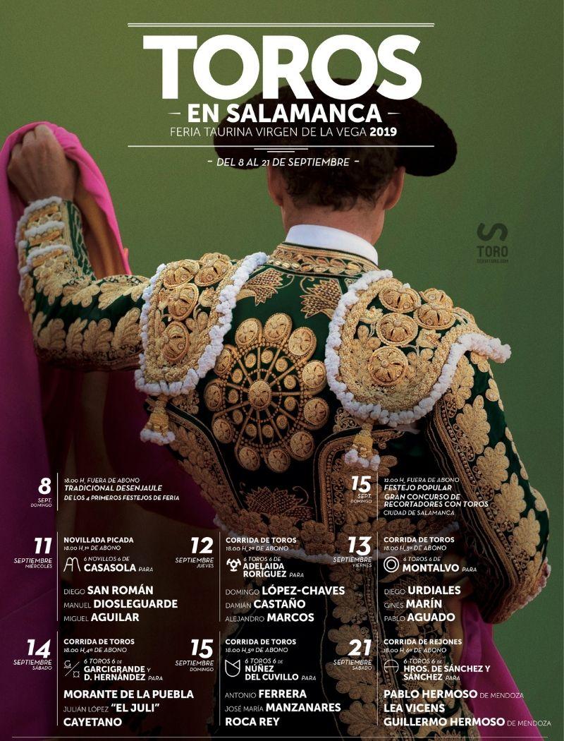 Salamanca Bullfighting Fair