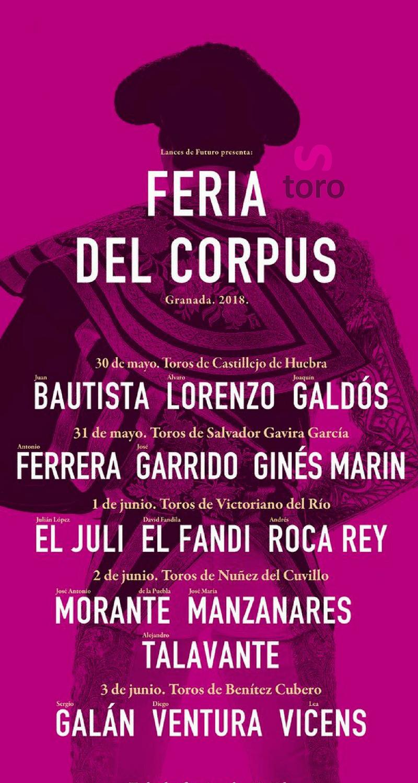 Bullfighting Fair of Granada