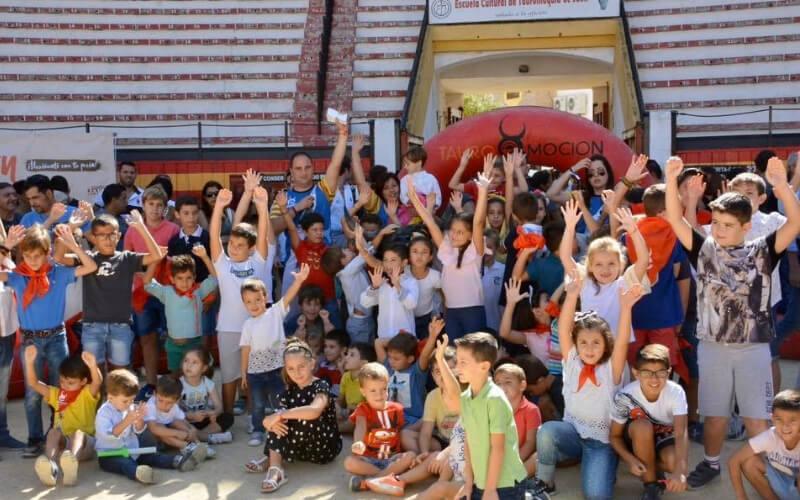 Bullring of Jaén