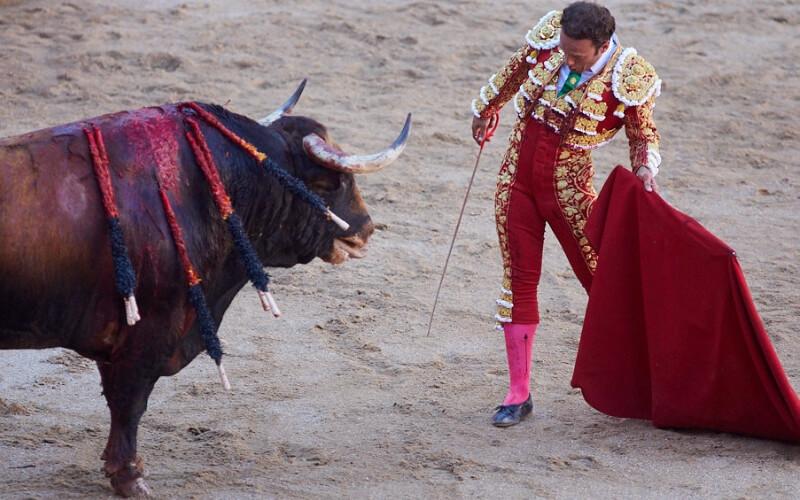 Antonio Ferrera en Pamplona