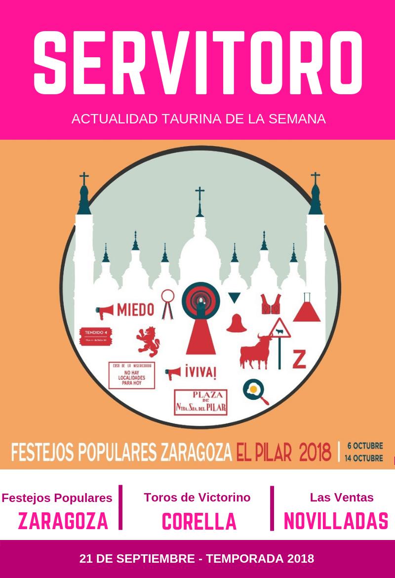 Festejos Populares Zaragoza 2018