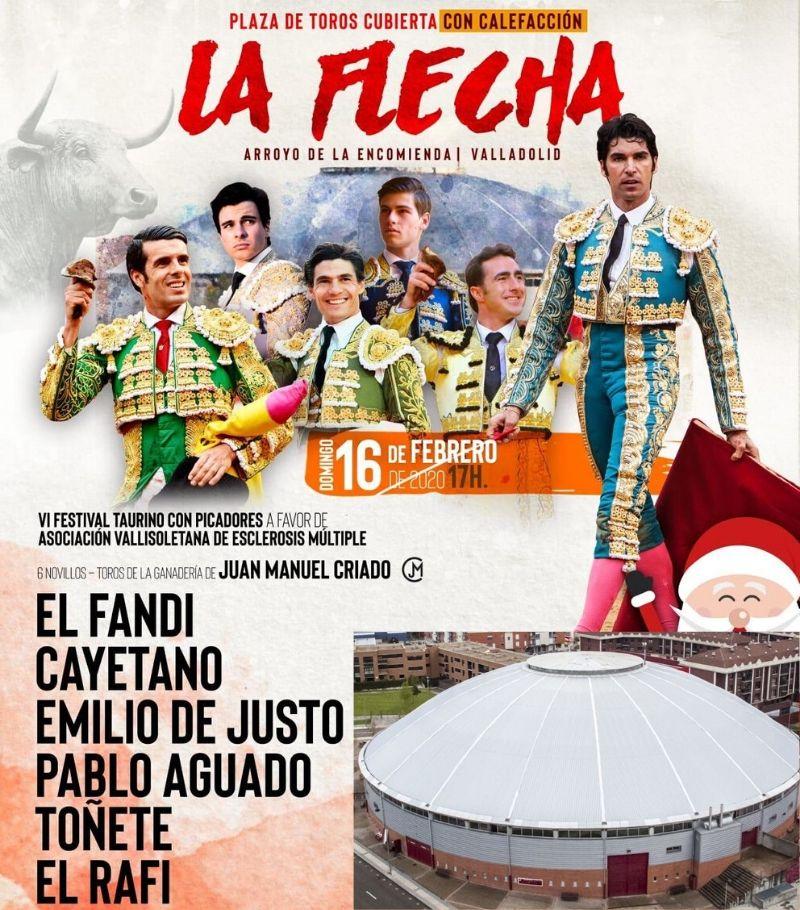 Bullfighting festival charity