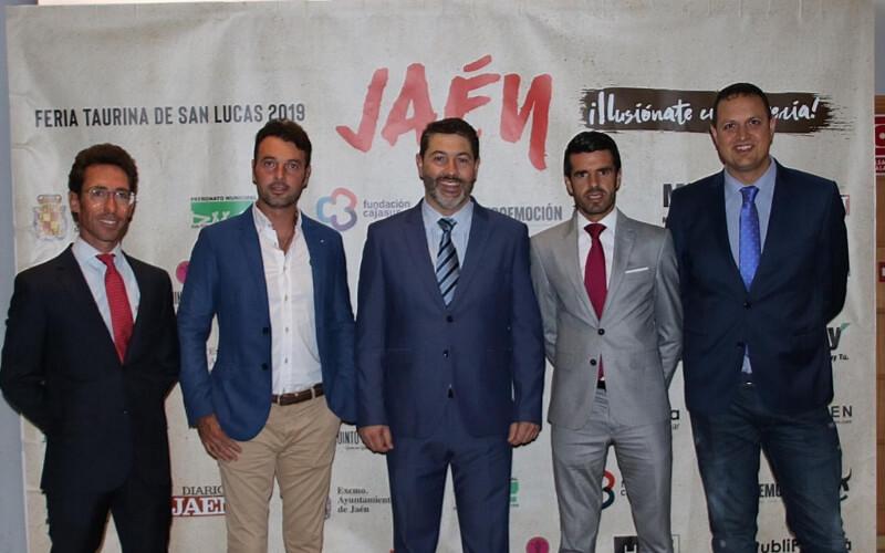 Bullfighting Fair Gala in Jaén