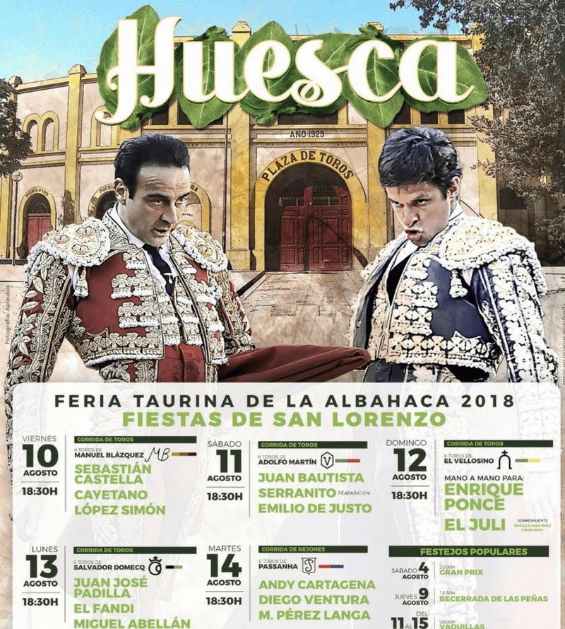 Feria de Huesca 2018