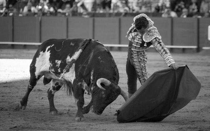 Joaquin Galdos Torero matador