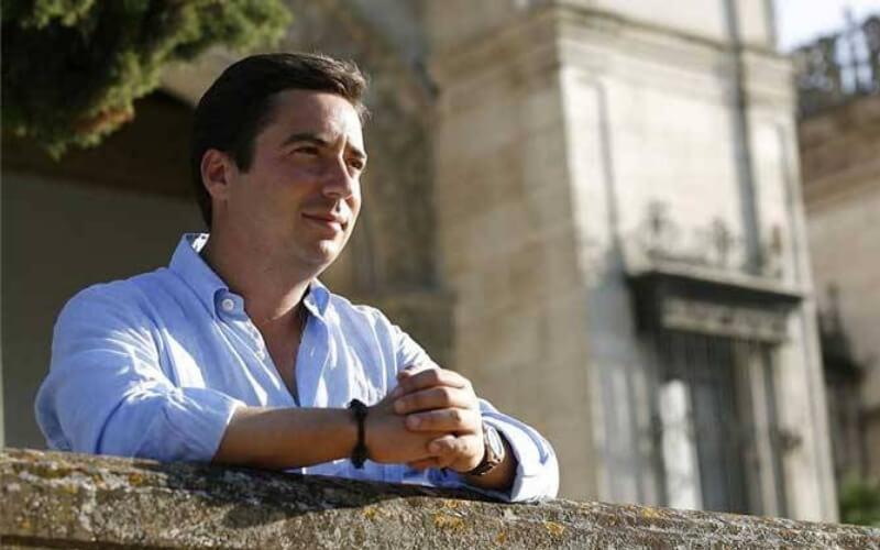 Jose María Garzón manager of cordoba
