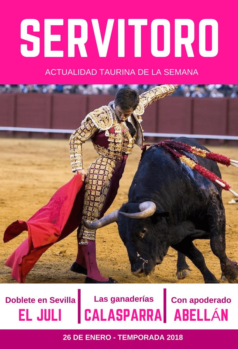 El Juli en Sevilla