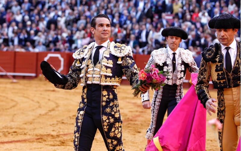 Manzanares en Sevilla