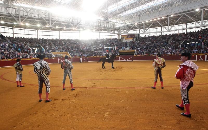Illescas bullfight fair 2020