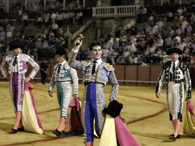 García Navarrete en Sevilla