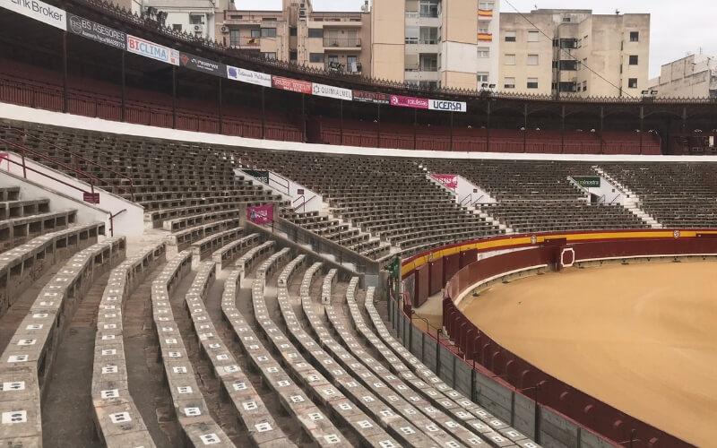 bullfight castellon 2020