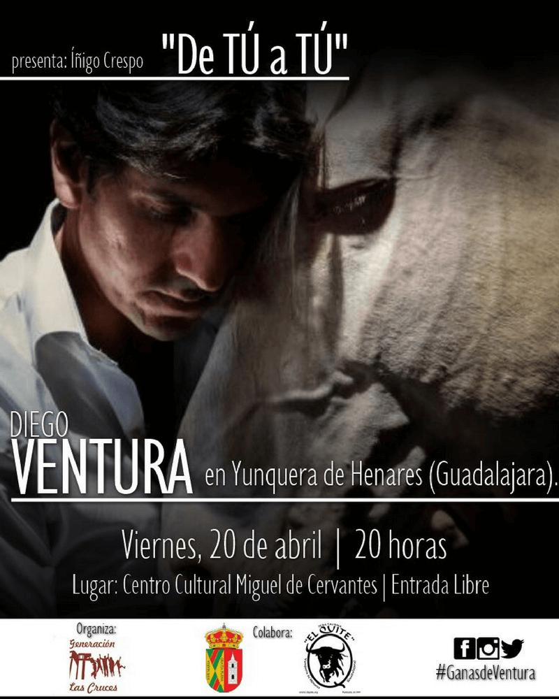Diego Ventura en Guadalajara