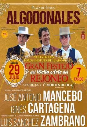 Buy now your bullfight Tickets to Almodonales en Cádiz. Tickets on sale!