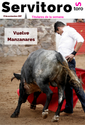 News of the week: Manzanares is back
