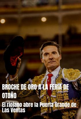 Triumph of Diego Urdiales