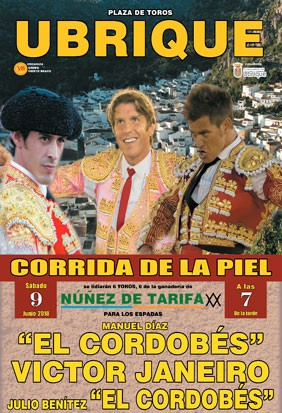 Bullfight Tickets Ubrique in March, tickets on sale!