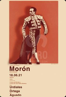 Bullfighting in Morón Spain