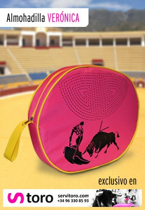 Seat Cushion Bulls. Bullfighting love !!