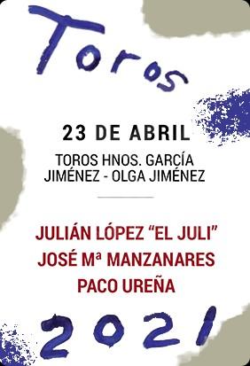 ¡Vuelven los toros a Sevilla!
