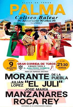 Come back bulls to Palma!!