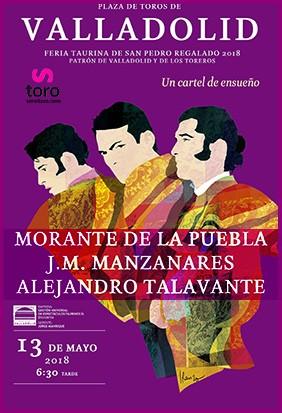 Comprar entradas toros Valladolid