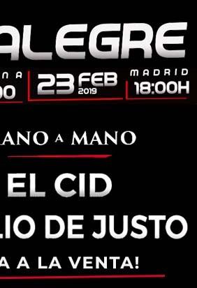 Tickets for bullfighting in Madrid, Vistalegre