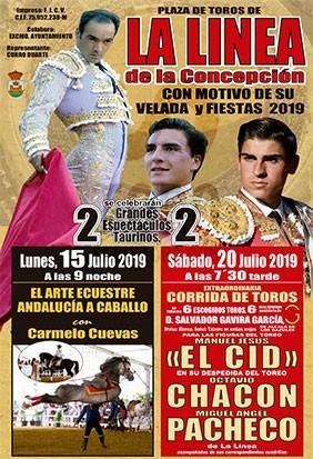 Línea de La Concepción, Live bulls!! Get tickets now