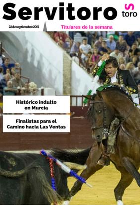 Histórico indulto en Murcia