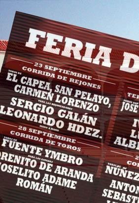 Comprar entradas toros Madrid