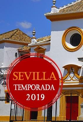 Venta oficial Entradas toros Sevilla 2019
