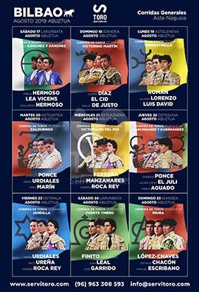 Bullfight tickets Bilbao in sale now!