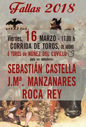 Buy your bullfight tickets here Valencia