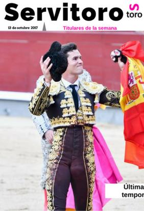 News of the week: The end of the season in Las Ventas