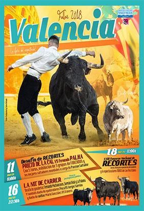 Valencia bulls celebrations. Tickets onsale!