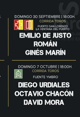 Comprar entradas toros Madrid - Las Ventas