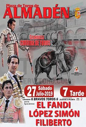 Get tickets for Almadén in Ciudad Real.