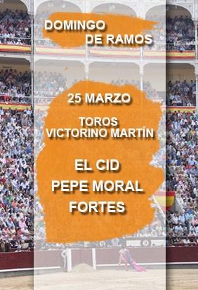 El Cid - Jiménez Fortes - Pepe del Moral