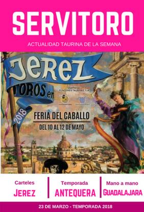 Actualidad semanal: Los carteles de la Feria de Jerez