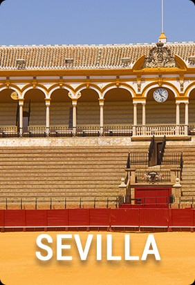 Booking bullfighting shows in Seville!