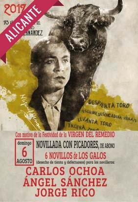 Great Show! Bullfight in Alicante!