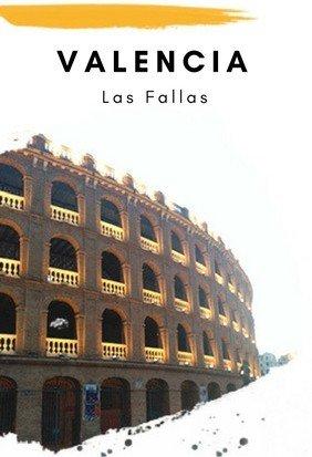 Feria de Fallas. Plaza toros Valencia 2018