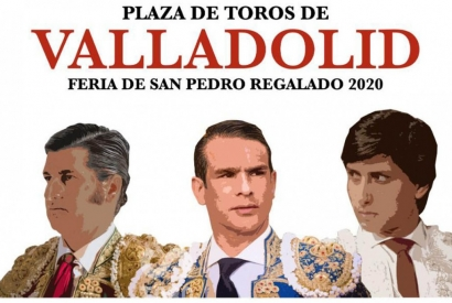 Morante, Manzanares and Roca Rey in Valladolid the 10th of May