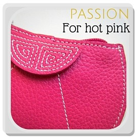 Passion for hot Pink
