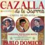 Novillada dinástica del 7 de abril en Cazalla de la Sierra